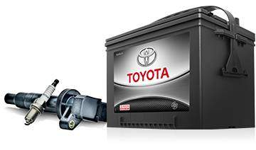 Batteries Toyota Premium